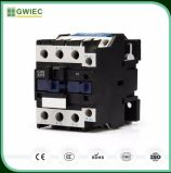Gwiec China Suppliers Cjx2 80A 220V Single Phase AC Types Electrical Contactor