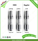 Hot Selling Top Adjustalable Airflow Ocitytimes C19 Cbd Cartridge