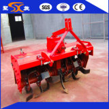 Lower Price for Small Garden Tiller with 24 Stubbling Knives