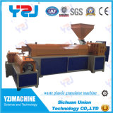 plastic granulator machine for recycling plastic