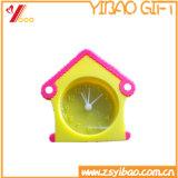 Cutsom Popular Silicone Clock for Sale