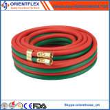 Red and Blue Twin Welding Rubber Hose