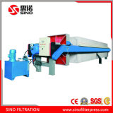 1300X1300mm Automatic Chamber Filter Press with Hydraulic for Pharmacy