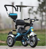 Wholesale 4 in 1 Children Stroller Baby Pram Tricycle Kids Tricycle