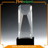 Customer Design Full 3D Crystal Trophy