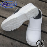 White ESD Toe Cap White Nurse Safety Work Shoes