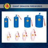 Column Shape Display Shell Fireworks