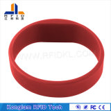 Universal Silk Screen Red IC Bracelet Silicone for Libraries
