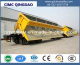 Cimc 2/3-Axle Tipping Tipper Dump Semi Trailer Truck Chassis