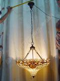 Tiffany Ceiling Lamp (TL-CLC018-22)