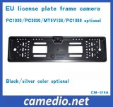 HD Waterproof License Plate Frame Car Camera for European Cars with 170 Degree Wired&Wireless