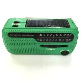 Rechargeable USB Port Crank Radios (HT-555)