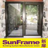 Aluminium Casement Front Door System for House