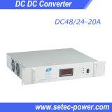 48V DC to 24V DC Converter for Telecom (SETDC48/24-40A)
