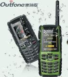 Outfone A83 Waterproof Cell Phone With Walkie-Talkie and GPS Function (A83)
