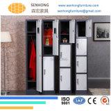 12 Doors Steel Wardrobe Metal Locker for Storage Use
