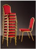 Stacking Aluminum Hotel Restaurant Wedding Banquet Chair (BH-G8422)