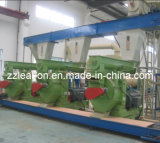 Leabon High Quality Ring Die Wood Pellet Mill to Make Wood Pellets for Heating (LB)