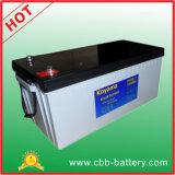 2015 New Design 12V 200ah Deep Cycle Gel Solar Battery for PV System