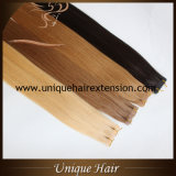 European Remy Double Drawn Tape Wefts