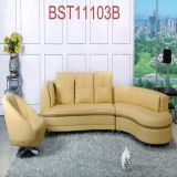 High Quality 2012 Leather Sofa (BST11103B)