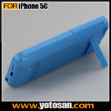 Detachable External Battery Case Cover for Apple iPhone 5c Mobile Phone