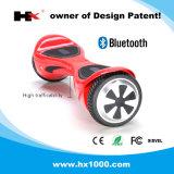 Exporter IP68 Waterproof Music Follow The Footsteps 2 Wheel Scooter
