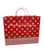 Red Gift Bag, Shopping Bag