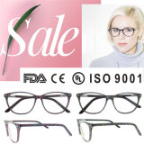 Wholesale Eyeglass Frame Reading Glasses Optical Frames with Ce and FDA