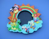 Custom 3D Cute Cartoon Figure Magnet Picture Frame