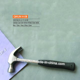 H-08 Steel Tublar Handle American Type Claw Hammer