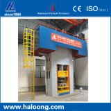 High Frequency Touching Screen Operation Labor-Saving Closed Type Press