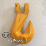 Fabulous Quality Us Type Malleable Clevis Grab Hooks with Wings