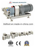 Stainless Steel Sanitary Pump Food Rotary Lobe Pump