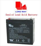 4V 9ah Lead Acid Battery for Fire/ Alarm&Security