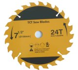 TCT Circular Saw Blades for Wood with 24T