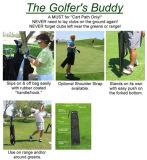 Golfer′s Buddy Golf Travel Bags / Golf Accessories (TGB01)