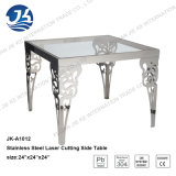2016 New Design Stainless Steel Furniture-- End Table