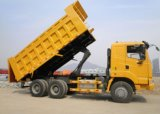 Heavy Duty Truck Shacman Dump Truck for Indonesia