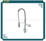 Deck Mounted Spray Faucet for Kitchen