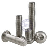 Button Head Screw Hex Socket Set Machine Screw ISO7380