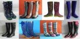 Various Ladies′ Rubber Rain Boots, Women Rubber Boots, Hi-Q Rubber Boots