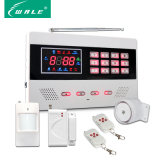 Intelligent Home Wireless Anti-Theft GSM Alarm System with APP Operation