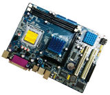 945-775 Motherboard for PC with 2*DDR2 533/667/800 Memory