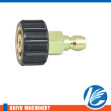 Quick Coupler with 1/4 Male Socket & M22 Swivel Nut