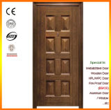 Matt Powder Coated Galvanized Steel Entry Door