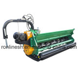55HP to 80HP Tractor 3PT Pto Verge Flail Mower Cuts Road Embankments and Pastureland/Verge Flail Mower with Flap in 1.8m Work Width, Hydraulic Sideshift Ce