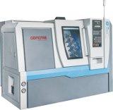 Precision CNC Lathe with Slant Bed