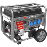 4500W Professional Gasoline Generator Set with Commercial Engine