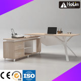 Office Furniture Wooden Executive Office Desk with Cabinet